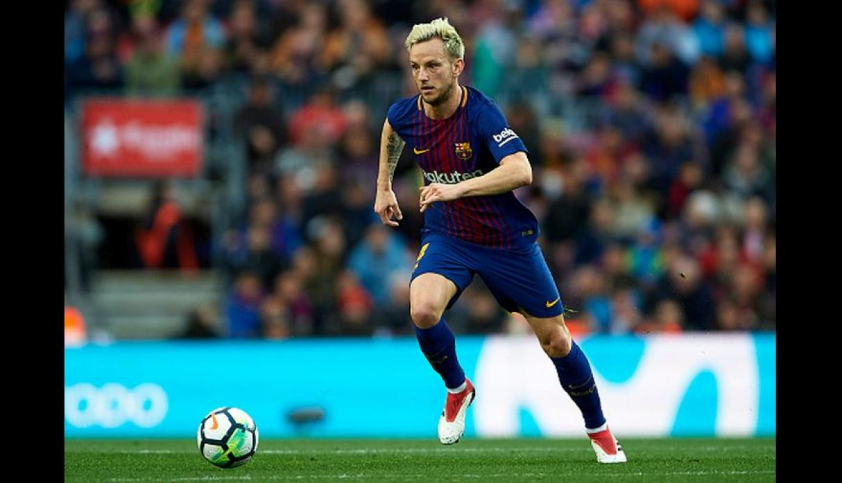 Rakitic (Foto: Getty Images).