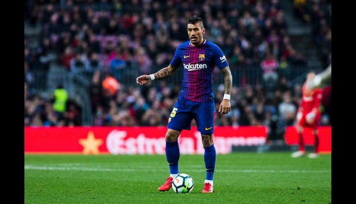 Paulinho (Foto: Getty Images).