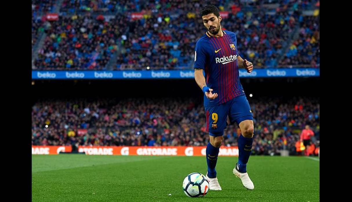 Luis Suárez (Foto: Getty Images).