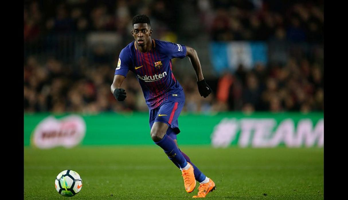 Ousmane Dembélé (Foto: Getty Images).