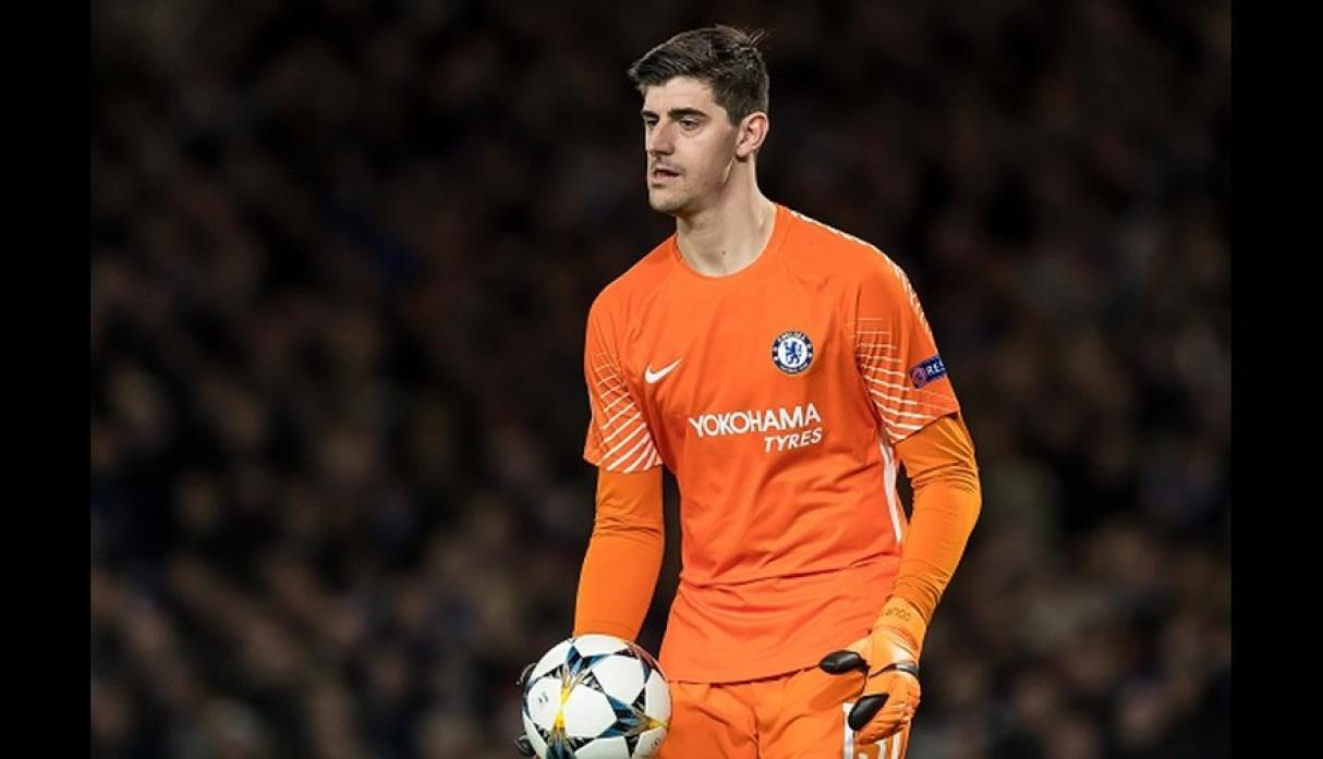 Courtois (Foto: Getty Images).