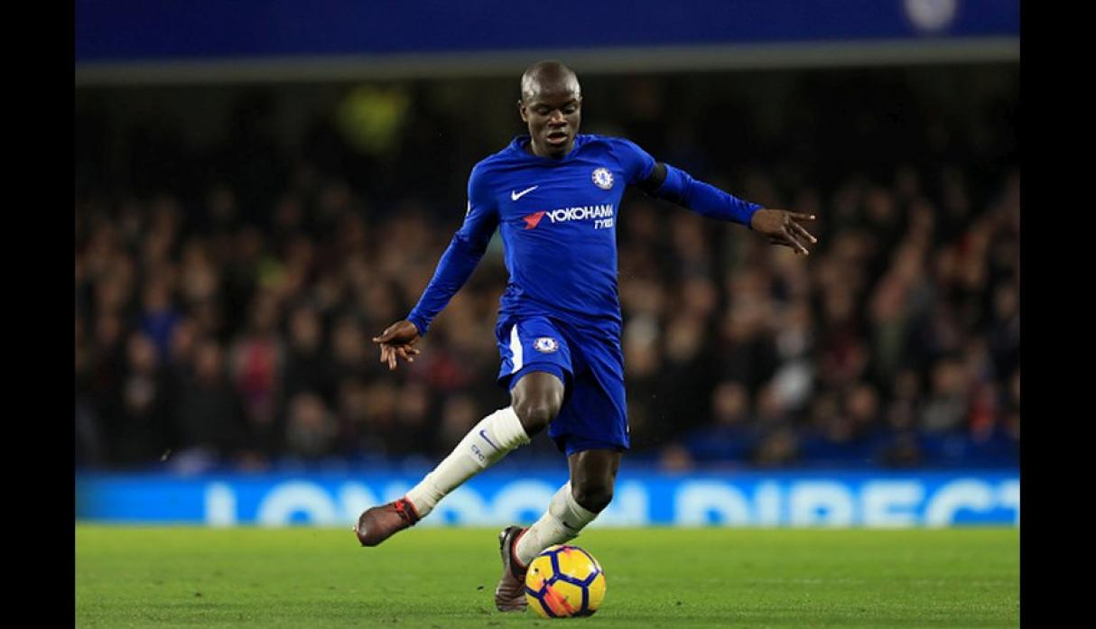 Kanté (Foto: Getty Images).