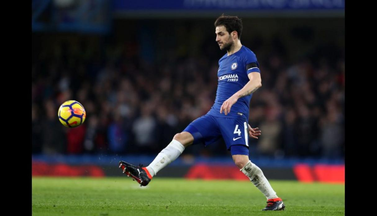 Fàbregas (Foto: Getty Images).