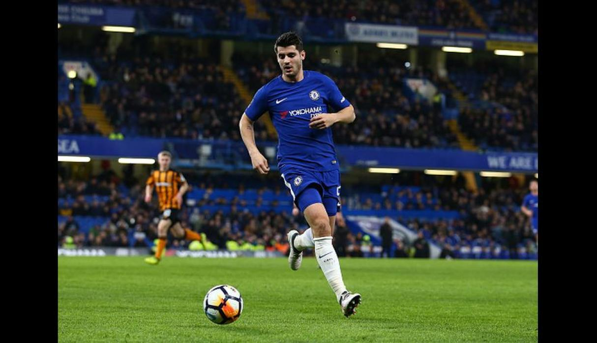 Morata (Foto: Getty Images).