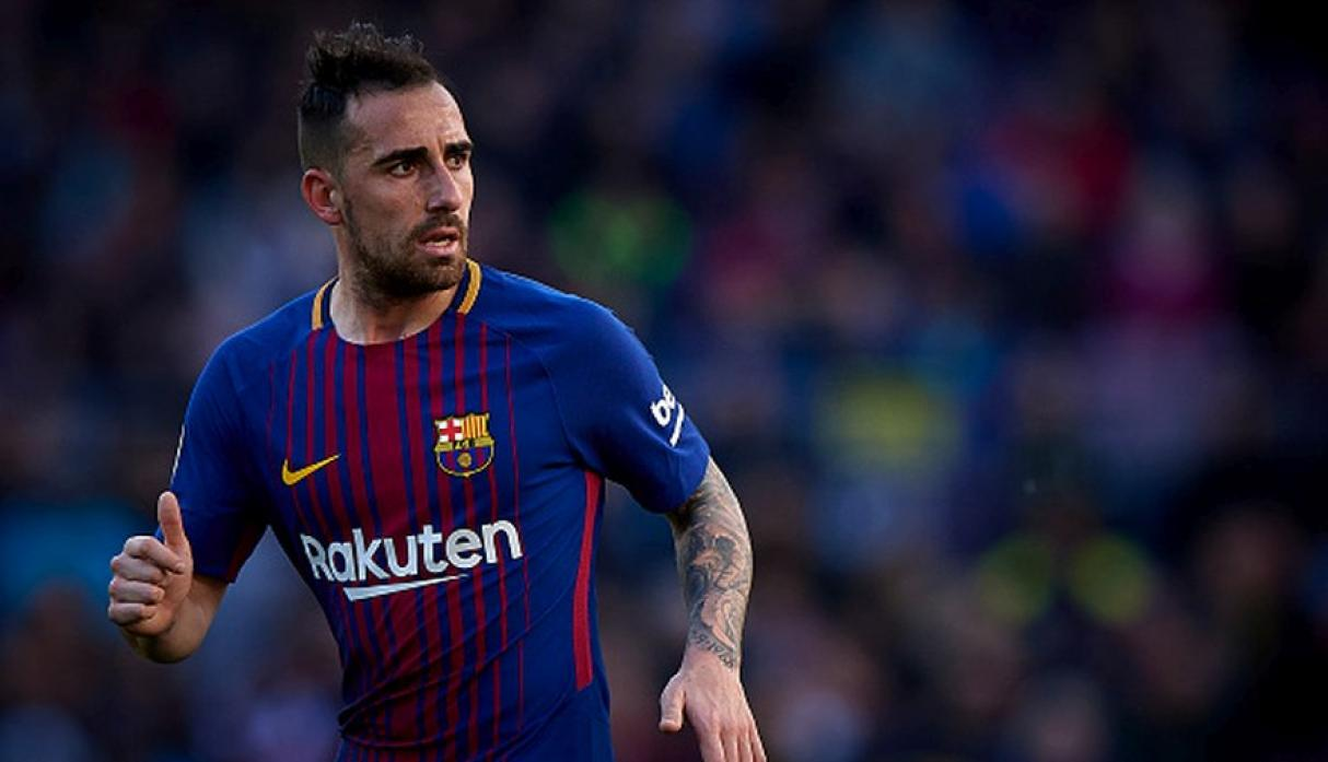 Paco Alcácer (Foto: Getty Images).