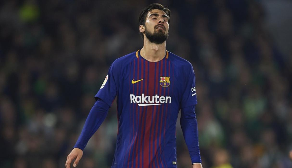 André Gomes (Foto: Getty Images).