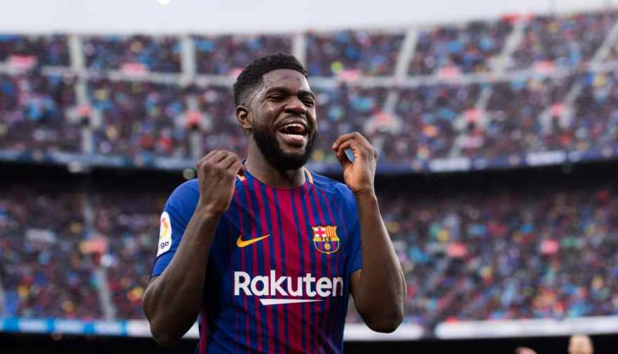 Samuel Umtiti (Foto: Getty Images).