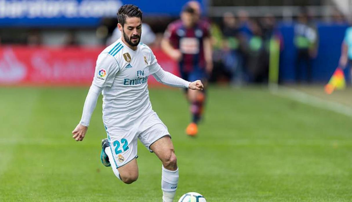 Isco (Foto: Getty Images).