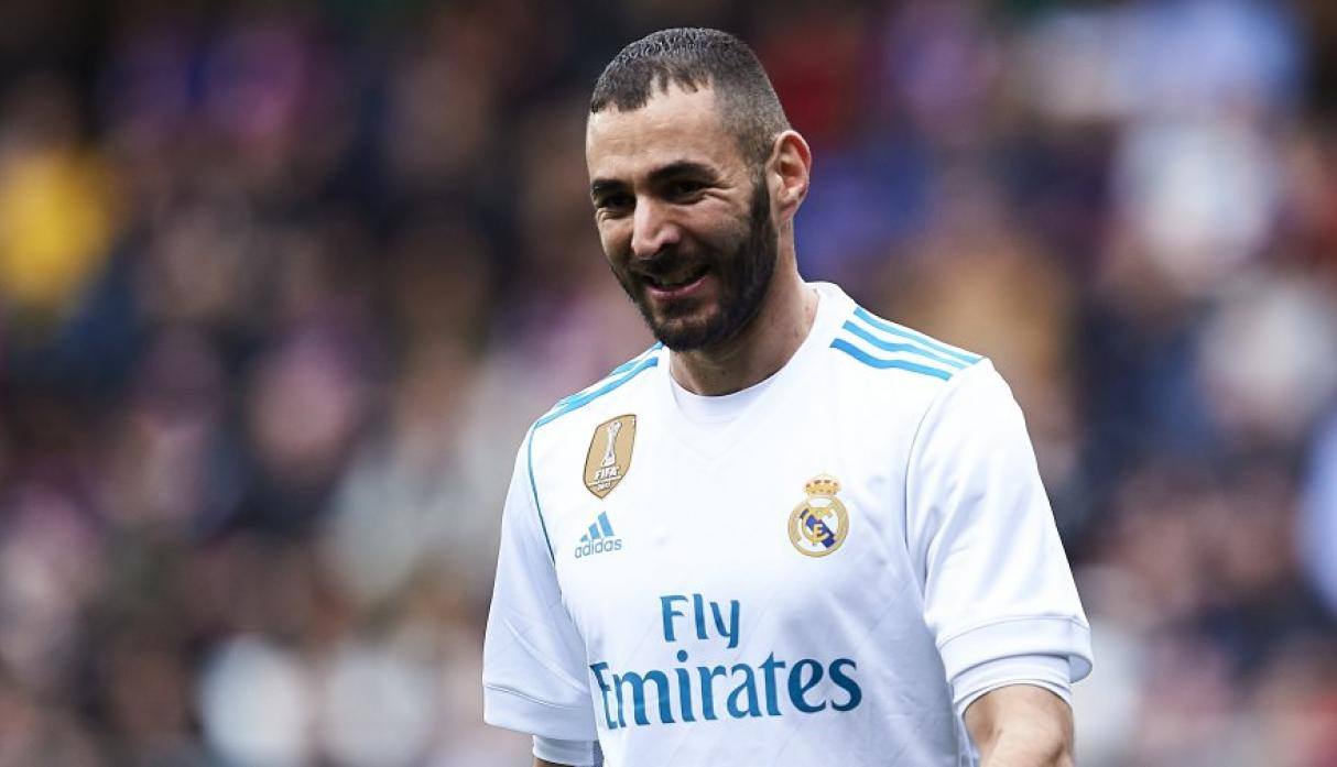 Benzema (Foto: Getty Images).