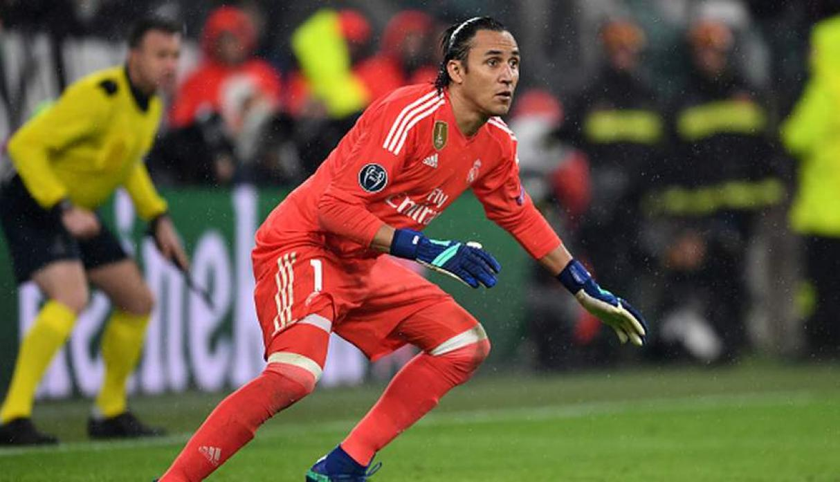 Keylor Navas (Foto: Getty Images).