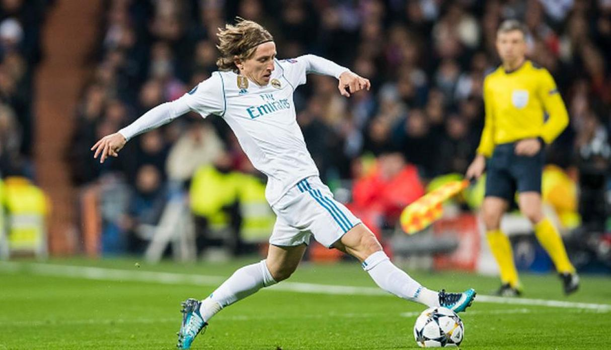 Luka Modric (Foto: Getty Images).