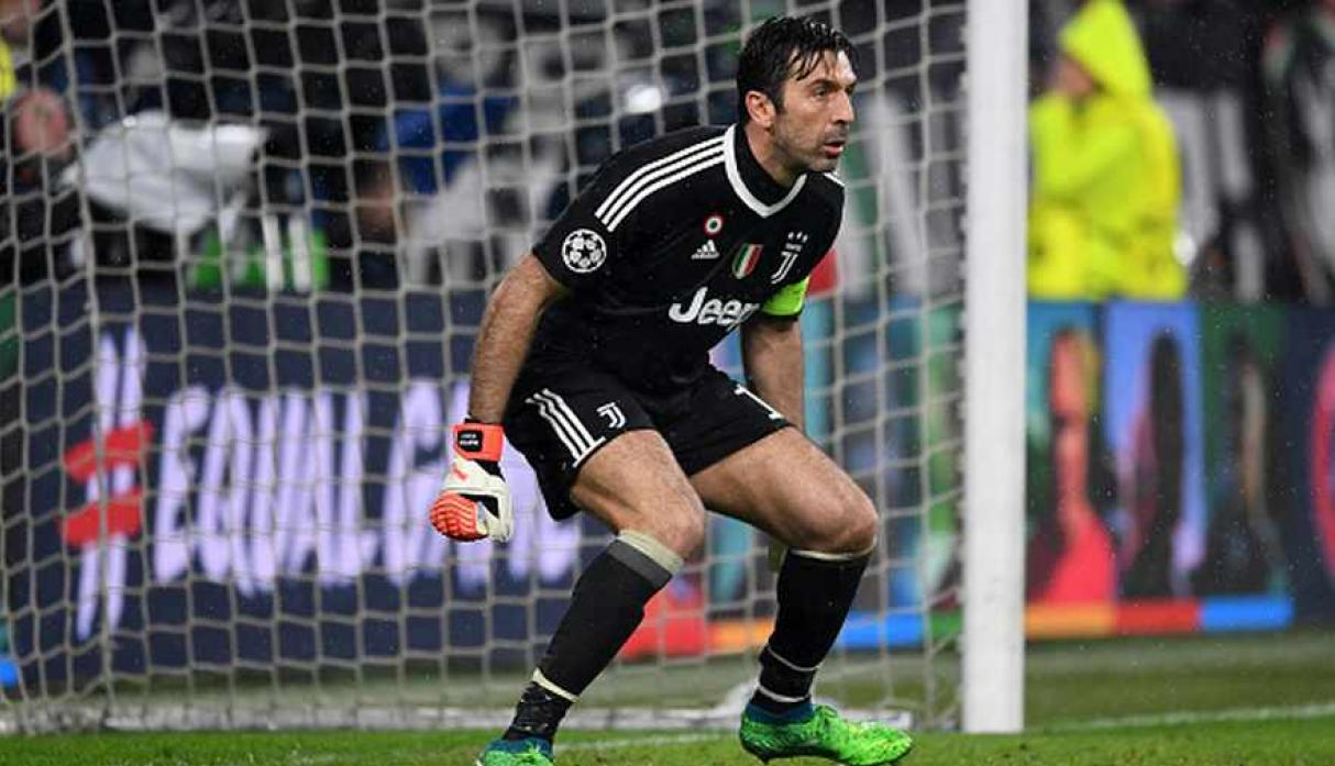 Gianluigi Buffon (Foto: Getty Images).