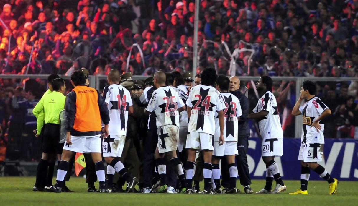 Alianza Lima vs. Universidad de Chile