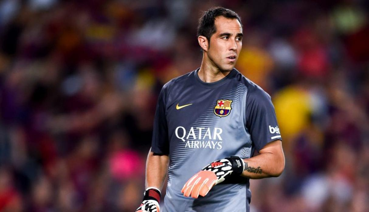 Claudio Bravo - 12 millones de euros (Foto: Getty Images).