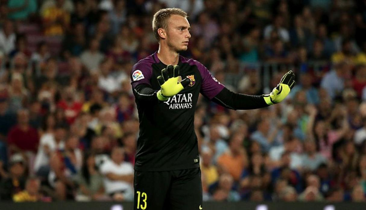 Cillessen - 13 millones de euros (Foto: Getty Images).