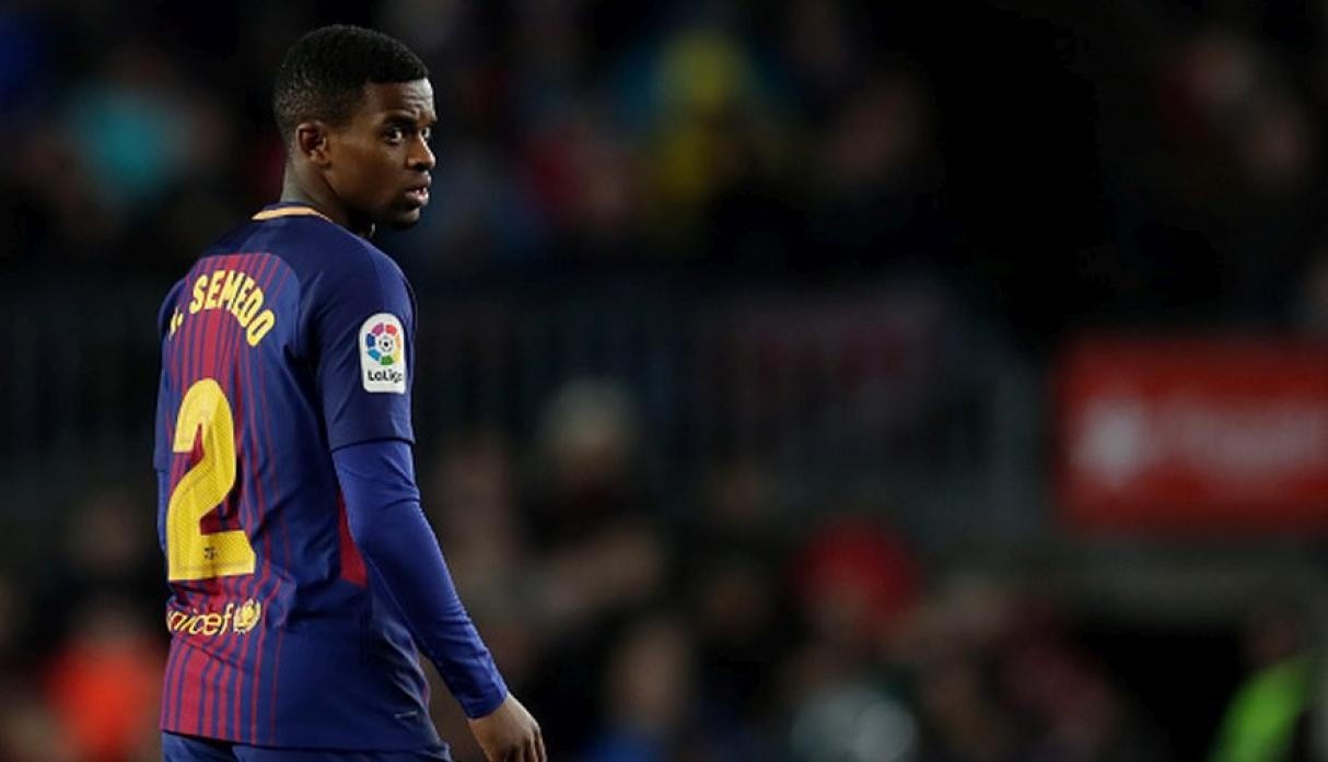 Semedo - 30 millones de euros (Foto: Getty Images).