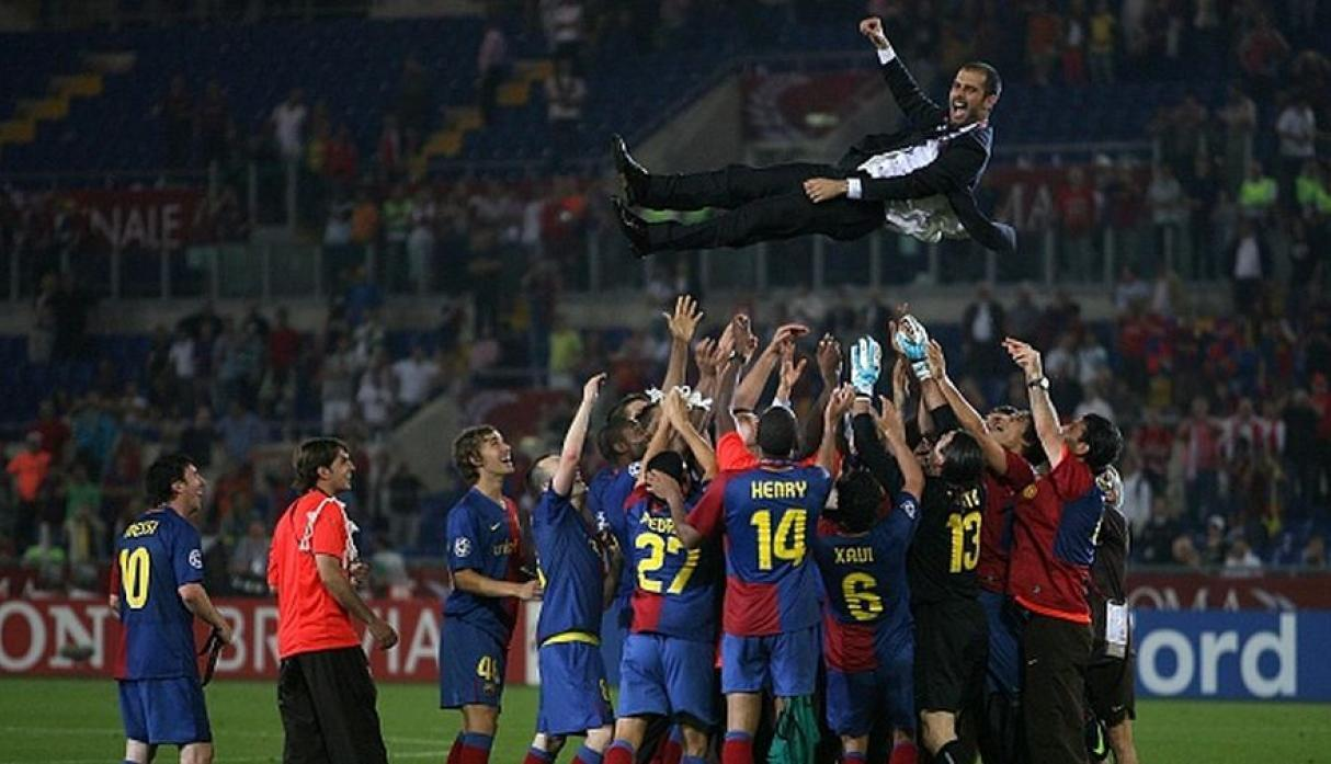 2009 - Champions League (FC Barcelona)