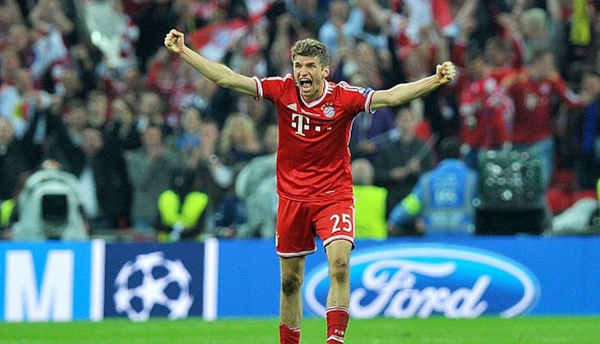 Mueller sigue en el Bayern Munich. (Getty)