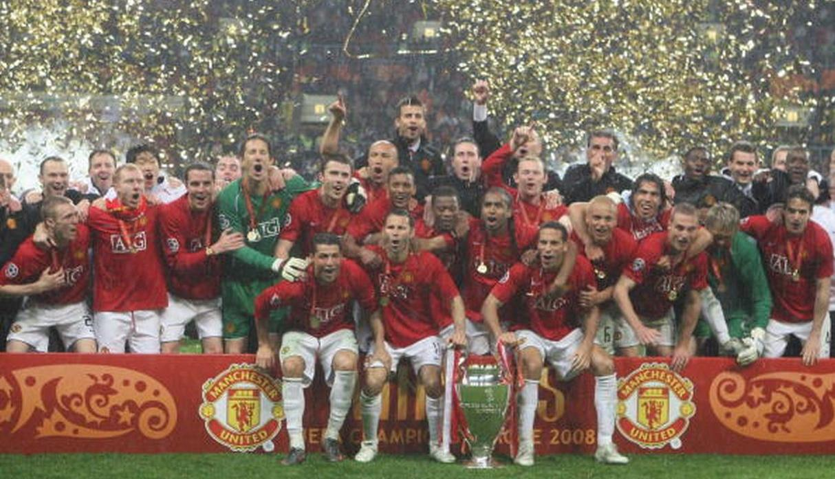 10° Manchester United | Nro. finales: 5 | Finales ganadas: 3. (Getty Images)