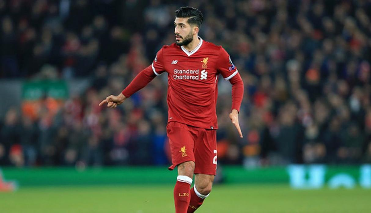 Emre Can | Liverpool. (Getty)
