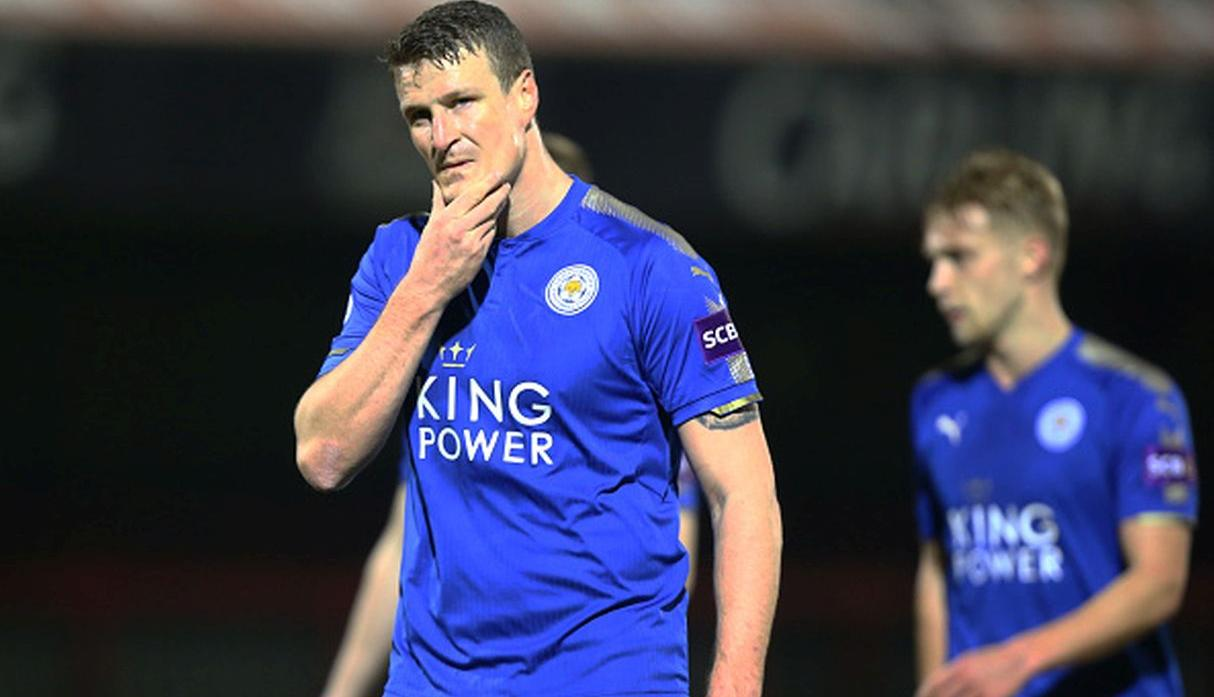 Robert Huth | Leicester (Getty)