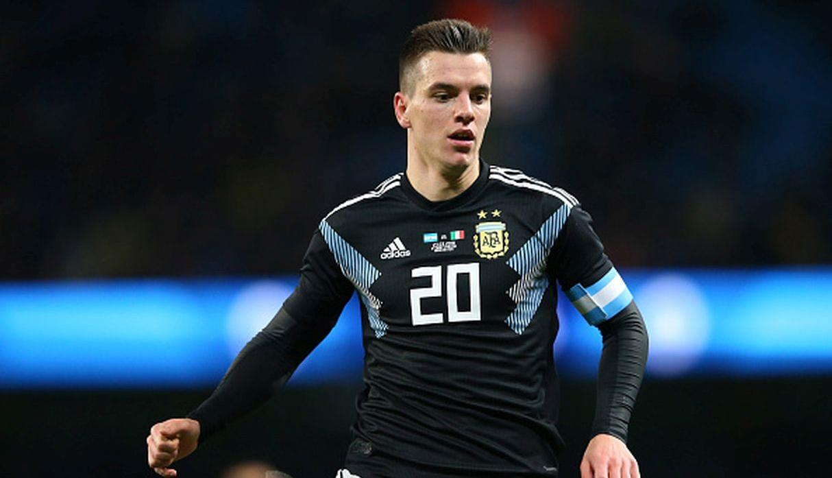 13. Giovani Lo Celso