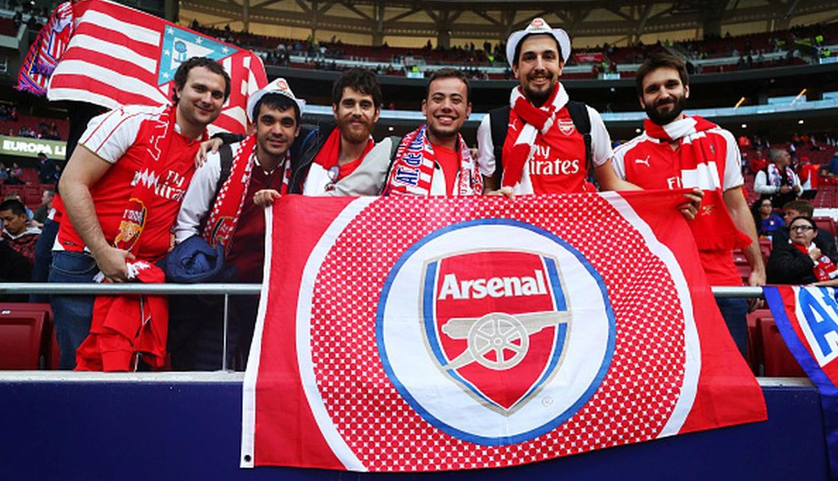 Club: Arsenal | Descendió en: 1913 | Volvió a Primera en: 1962. (Getty)