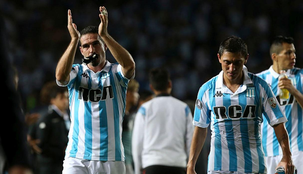 Club: Racing | Descendió en: 1983 | Volvió a Primera en: 1985. (Getty)