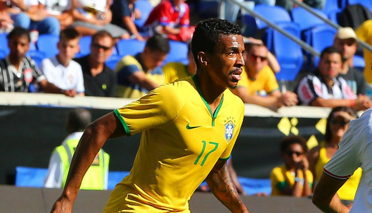 Luiz Gustavo. (Getty)