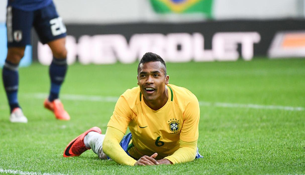 Alex Sandro - Brasil. (Getty)