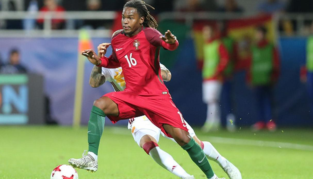 Renato Sanches - Portugal. (Getty)