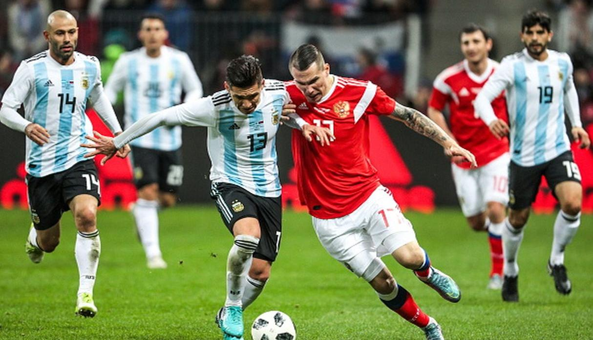 Kranevitter - Argentina. (Getty)