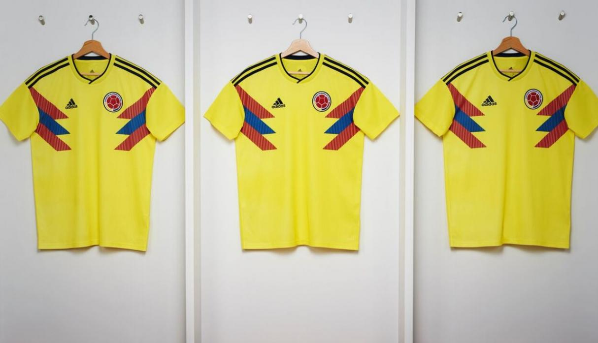 Colombia (adidas) 72.40
