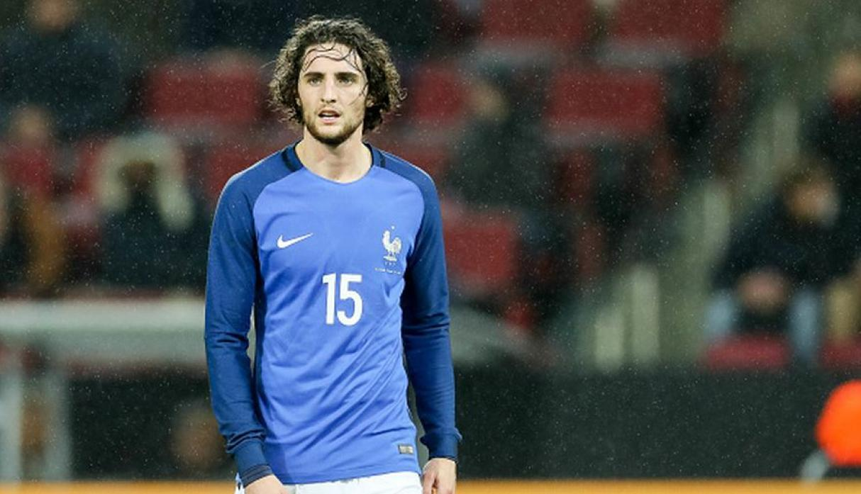 Adrien Rabiot (Foto: Getty Images).