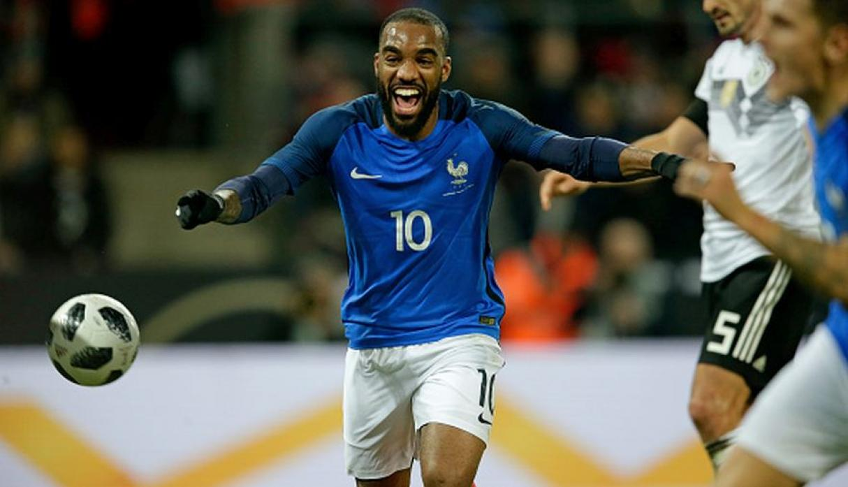 Alexandre Lacazette (Foto: Getty Images).