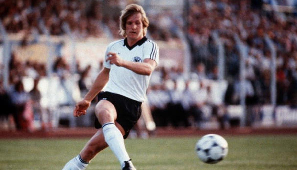 Bernd Schuster | Alemania. (Getty Images)