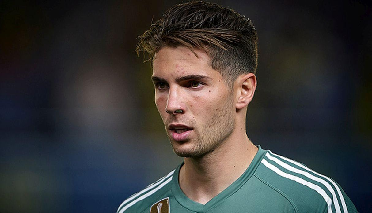 Luca Zidane | Francia. (Getty Images)