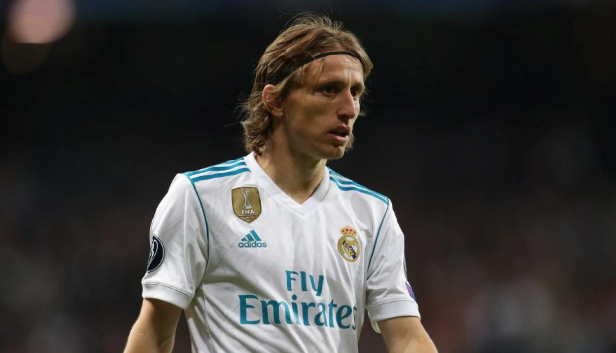 Luka Modric - Real Madrid (Foto: Getty Images).