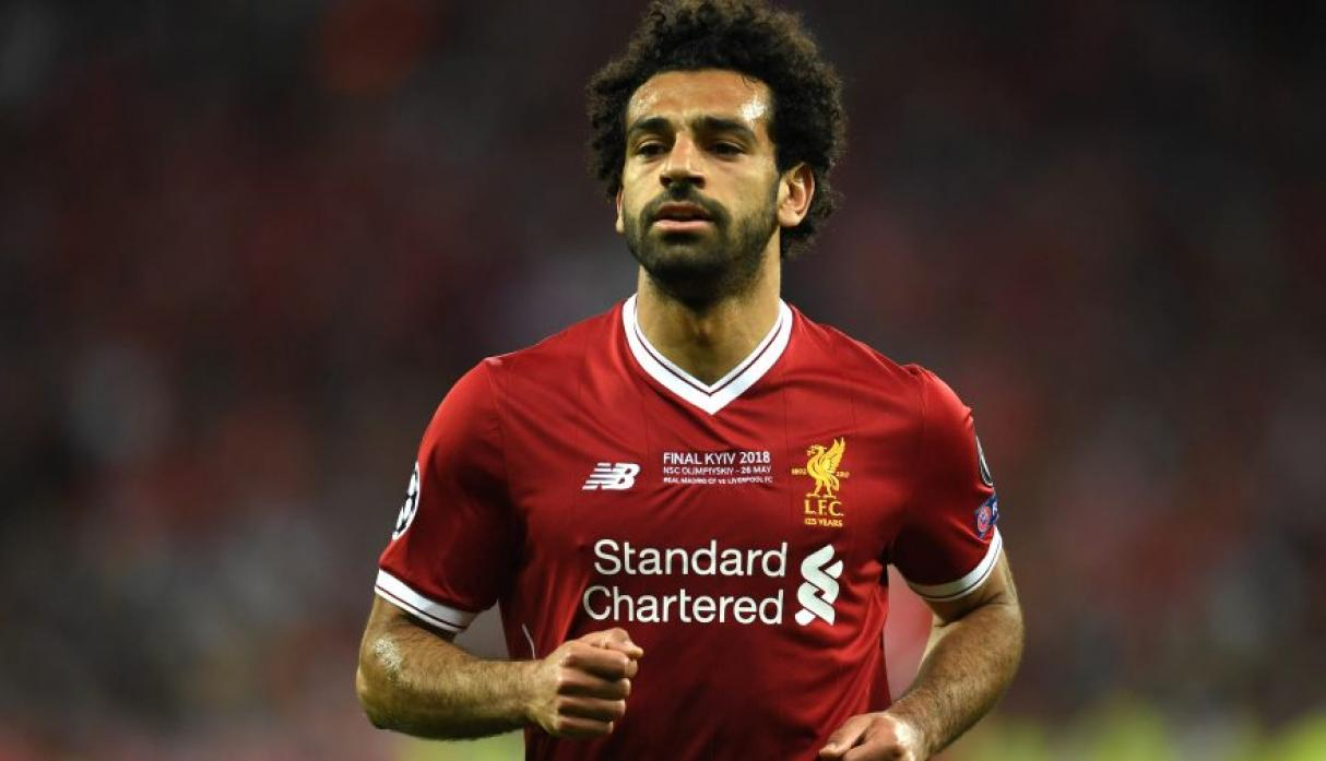 Mohamed Salah - Liverpool (Foto: Getty Images).