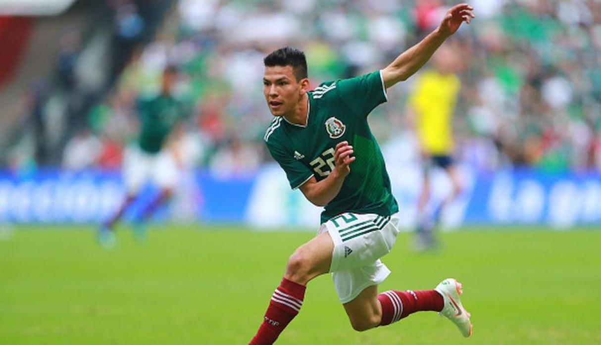 Hirving Lozano (Foto: Getty Images).