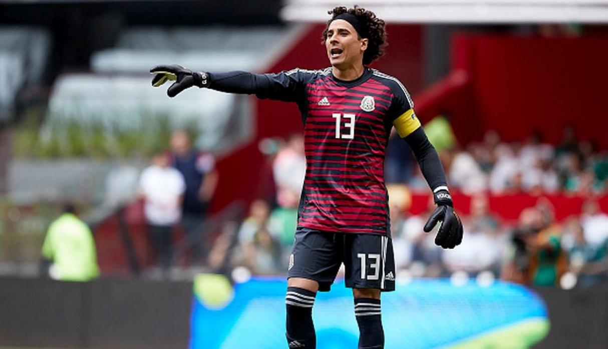 Guillermo Ochoa (Foto: Getty Images).