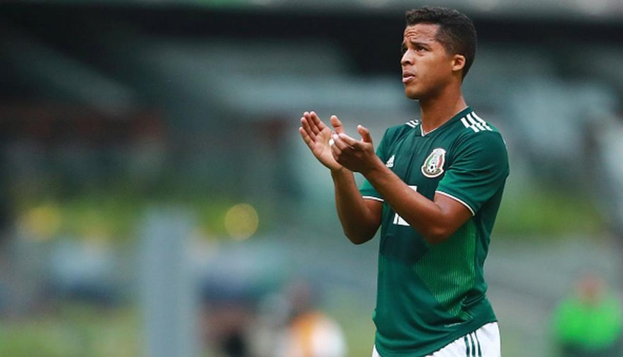 Giovani dos Santos (Foto: Getty Images).