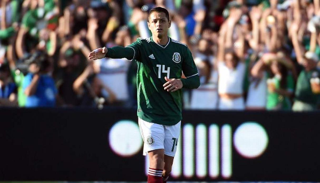 Javier Hernández (Foto: Getty Images).