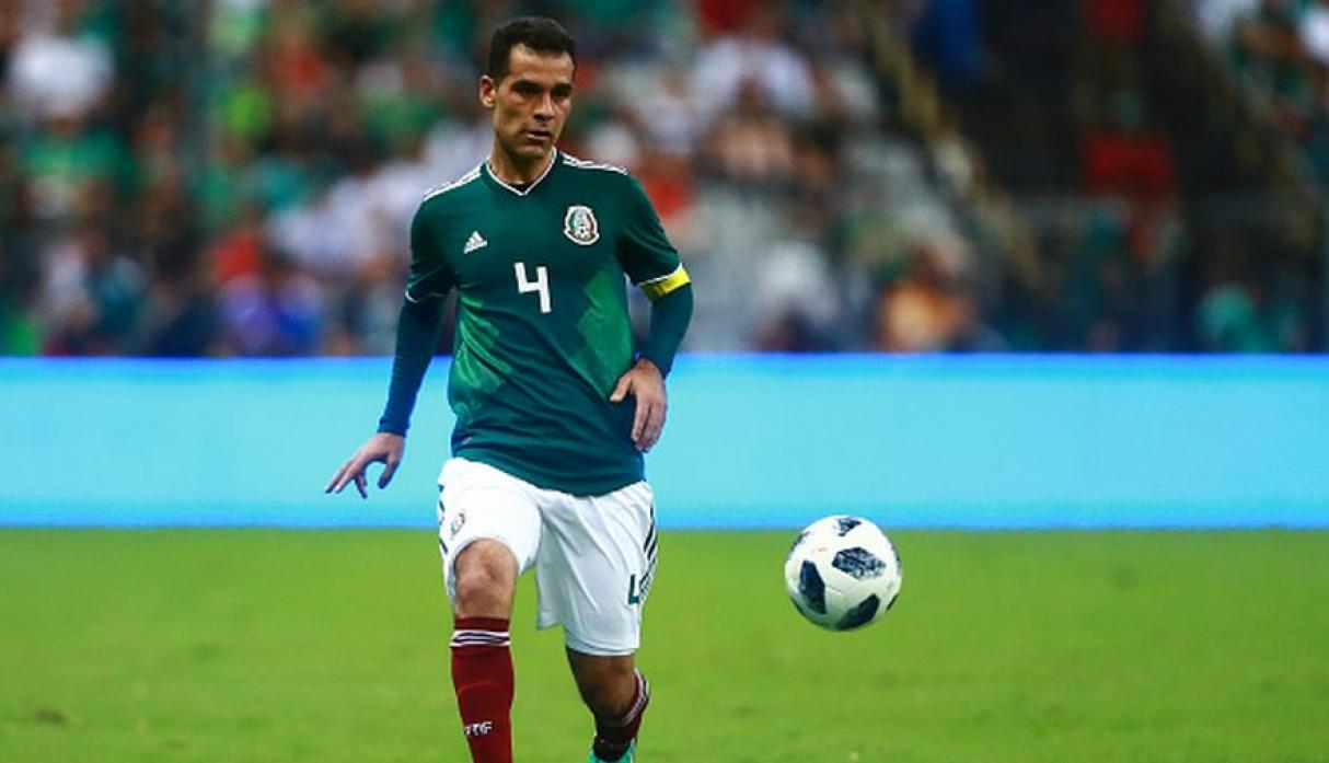 Rafael Márquez - Atlas - México (Foto: Getty Images).