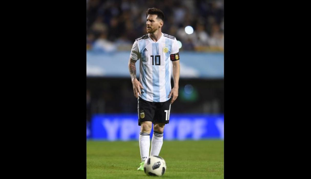 Lionel Messi (Argentina) (Foto: Getty Images).