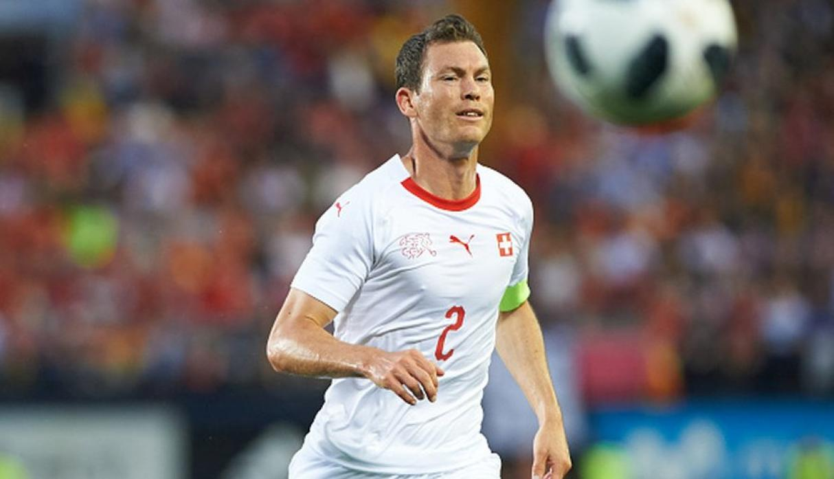 Stephan Lichtsteiner (Suiza) (Foto: Getty Images).