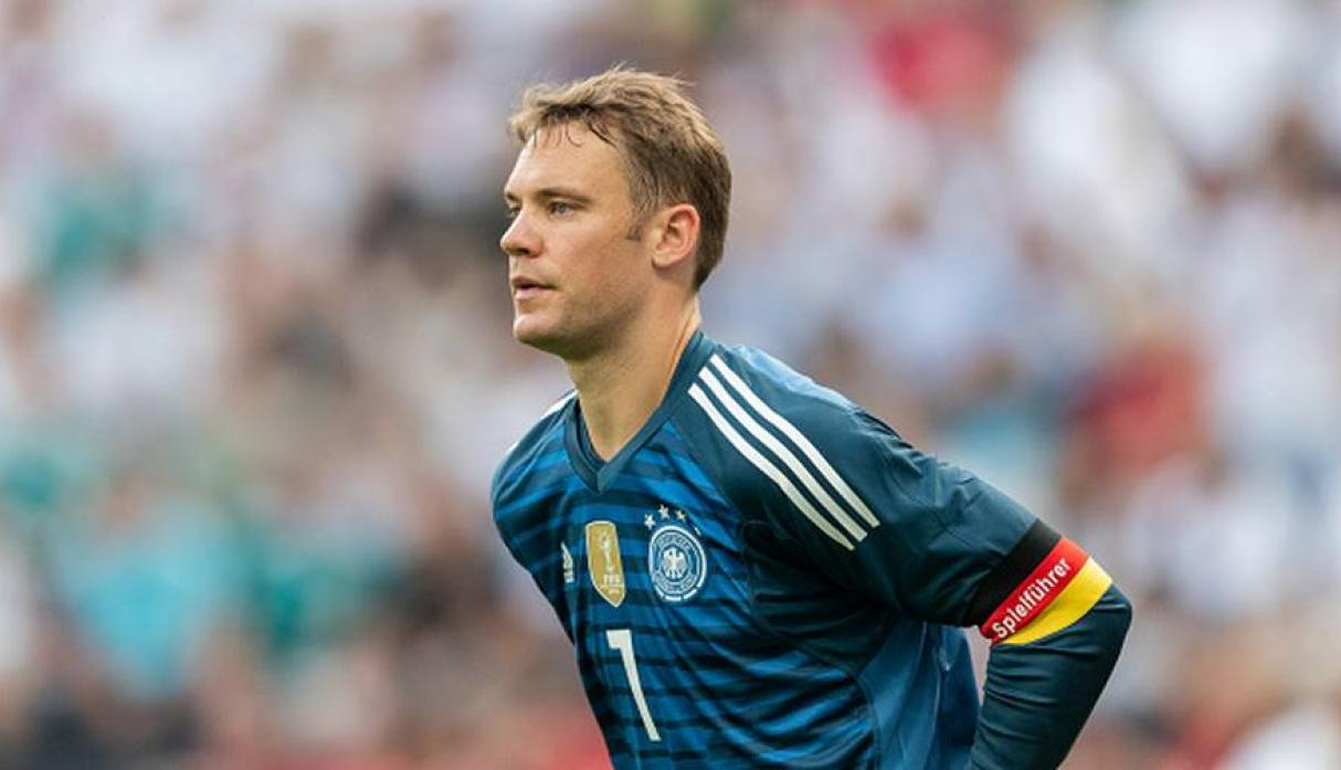 Manuel Neuer (Alemania) (Foto: Getty Images).