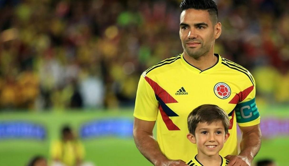 Radamel Falcao (Colombia) (Foto: Getty Images).