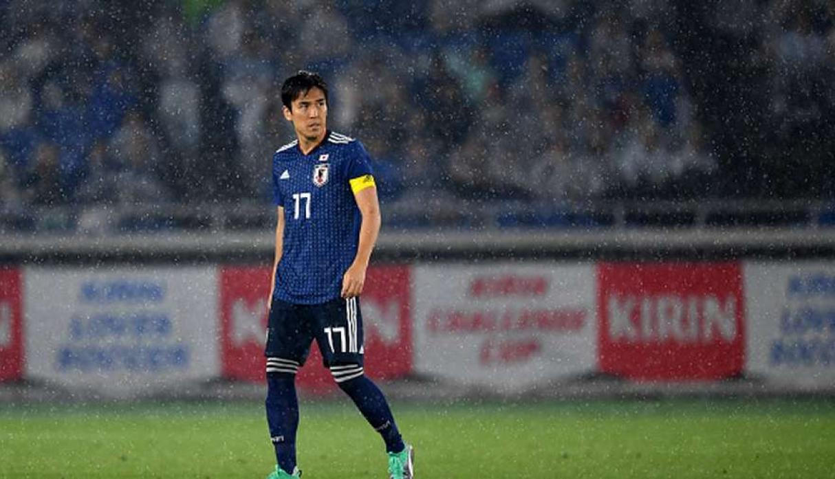 Makoto Hasebe (Japón) (Foto: Getty Images).