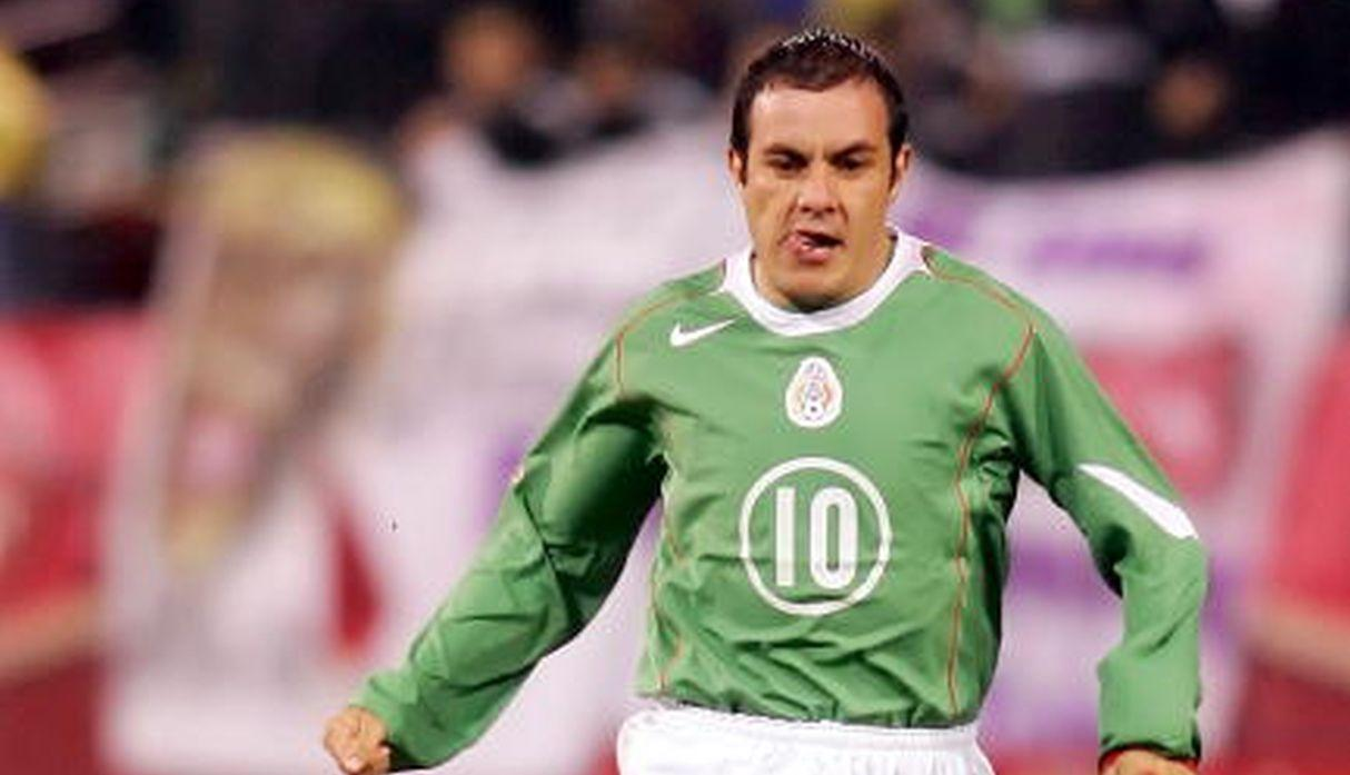 Cuauhtémoc Blanco. (Getty Images)